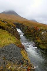 Waterfall glen brittle (gmj49) Tags: skye water scotland sony glen brittle gmj a350