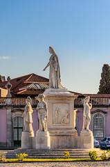 Esttua de D. Maria I (_Rjc9666_) Tags: portugal statue nikon 12 estatua queluz extremadura esculture 595 nikkor55200mm d5100 ruijorge9666