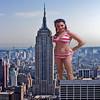 giantess hanna (joe.pat56) Tags: hot sexy breasts teen teenager aviary giantess