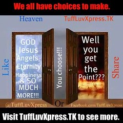 heaven or hell by TuffLuvXpress (Tuffluvxpress) Tags: male female god good jesus evil prison angels devil inmate inmates badpicnik tuffluvxpess