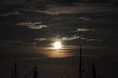 2012 Super Moon (arobbgirl) Tags: sky moon water clouds boats cool florida bayou moonrise dreamy niceville maymoon milkmoon plantingmoon boggybayou supermoon maymoonsupermoonmilkmoonplantingmoonsupermoonsky cloudsmoonboatswaterdreamycoolboggybayoumoonrisefloridabayouniceville