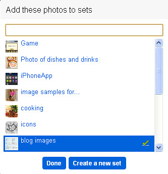 4.select sets