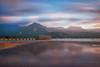 Hanalei Dreaming (Willie Huang Photo) Tags: longexposure sunset seascape nature landscape island hawaii pier paradise waves pacific scenic kauai tropical hanalei hanaleibay