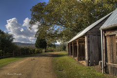Machinery Sheds (The0dora Photography) Tags: shop rural shed historic machinery nsw patterson hdr blacksmiths sigma1770 tocal canon7d worldhdr theodoraphotography dorcam16