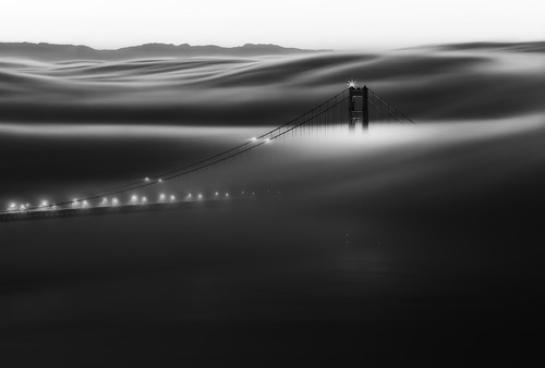 Smooth Steel - Golden Gate Bridge - San Francisco, CA