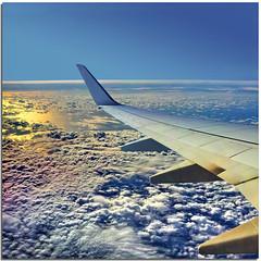 Aereosoul (Nespyxel) Tags: travel light sky colors clouds plane square fly nuvole horizon wing samsung volo cielo ala emotions viaggio aereo luce emozioni galaxynote gtn7000 aereosoul httpwwwyoutubecomwatchvsb0g8loxake ilmondodalassu