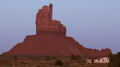 Sculpture ? (Per Jensen) Tags: usa us monumentvalley comment 2012 navajonation