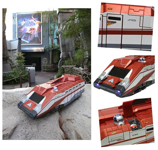 星際大戰迷的夢想-個人專屬維修機器人體驗!