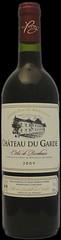 Côtes de Bordeaux du Château du Garde