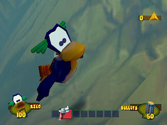 rico3 (furballs_dc) Tags: penguin pc village screen beta rico prototype dreamcast alpha furballs goldtoken furfighters