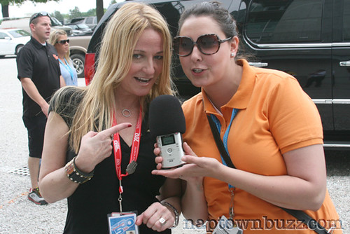 """Indy 500 Opening Day: Laura Steele • <a style=""""font-size:0.8em;"""" href=""""http://www.flickr.com/photos/78612590@N05/7212941746/""""  on Flickr</a>"""