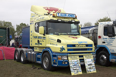 T.Alun Jones Scania`s (Martin Pritchard) Tags: t jones scania alun welshpool