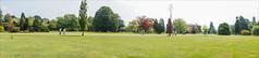 Exbury Panorama (*ian*) Tags: park england people tree nature grass forest nationalpark unitedkingdom path lawn hampshire favourite visitor newforest turf pathway exbury exburygardens bigemrg exburyhouse