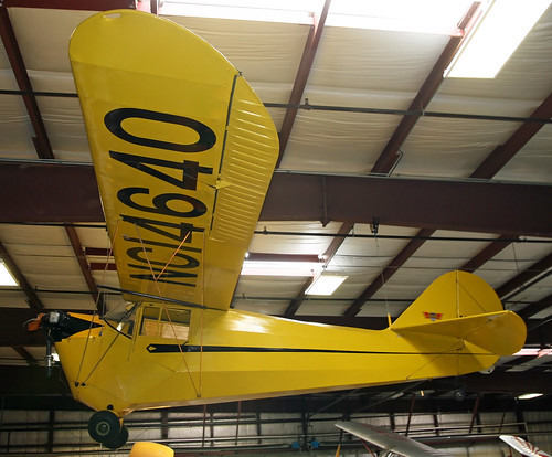 Aeronca C-3 Master (NC14640)