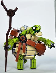 MasterOogway01 (madLEGOman) Tags: mantis jack for monkey panda lego crane 5 five finger no or kitty palace master jade po ms kung fu wushu viper charge shifu hold tigress furious awesomeness moc attractiveness mckeen oogway madlegoman madlegoman13