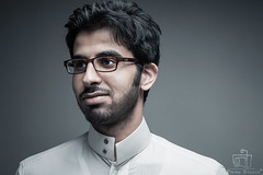 (Abdulaziz Al-furaydi) Tags: boy portrait man guy studio glasses dirty saudi inside