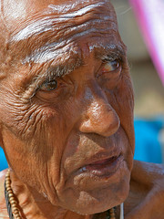 HOMBRE (titoalfredo) Tags: india asia retrato hombre rostro benarés varanasí