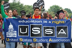 "May 24: Students Stand up to Sallie Mae! • <a style=""font-size:0.8em;"" href=""http://www.flickr.com/photos/76961723@N08/7309384950/"" target=""_blank"">View on Flickr</a>"
