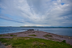 Chanonry Point - Inverness (lucien_muller) Tags: sky panorama nature water clouds landscape scotland highlands nikon eau wildlife nuage nuages ecosse d7000 nikond7000