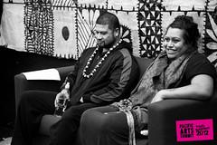 Hump Day Art Talks Wk 3 (Colour Me Fiji) Tags: otara manukauinstituteoftechnology southauckland pacificart freshgalleryotara leilanikake humpdayarttalks 2012southaucklandpacificartssummit