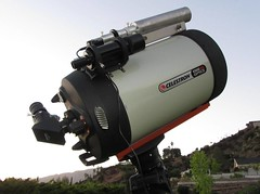 C11HD with guider and autoguider (edhiker) Tags: camera ccd lodestar edhiker autoguider autoguide c11hd