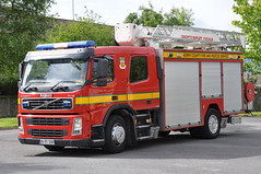 Kerry County Fire & Rescue Service 2006 Volvo FM9 340 Angloco Bronto F20ALR ARP 06KY3264 (Shane Casey CK25) Tags: county blue light red rescue water truck fire volvo ky engine kerry pump lorry killarney service fireengine ladder flashing yankee arp brigade firebrigade 340 kilo bronto fm9 angloco 12e1 f20alr 06ky3264