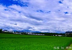 ♡Beautiful sky♡ (娜 娜☂Nana) Tags: light sky cloud love nature beautiful clouds nikon with taiwan 台灣 skycloud 平安 i 我愛台灣 d7000