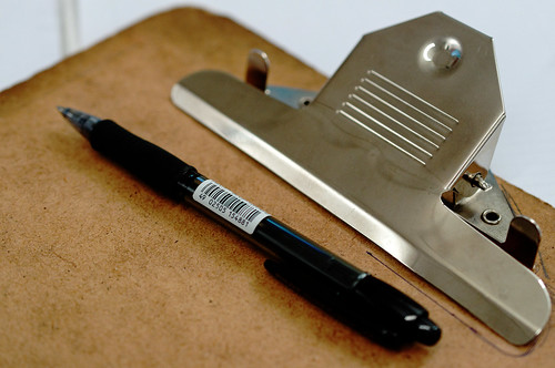 159/365+1 Clipboard by DaveCrosby, on Flickr