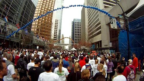 Vancouver Sun Run 2012