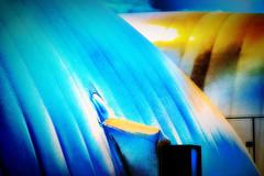 Soft (Book'em) Tags: winter toronto abstract colors lines buildings nikon colours curves d800 hss