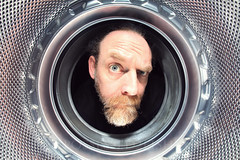 93/365 - washed out (possessed2fisheye) Tags: selfportrait metal self head fisheye 365 washingmachine project365 canon15mmfisheye fullframefisheye canon6d fisheyeselfportrait project3652014 possessed2fisheye fisheyeireland 3652014 365project2014