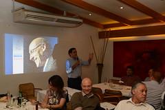 Ms de un centenar de adherentes acompaaron al Prof. Brieva en cena de camaradera (Francisco Brieva) Tags: universidaddechile franciscobrieva