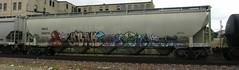 09-01-10 (21) (This Guy...) Tags: road railroad car train graffiti box graf rail rr traincar boxcar graff 2010 hbak