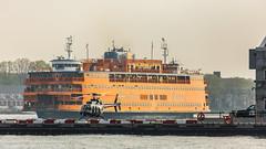 Staten Island Ferry Sen John J Marchi (Paul Gravestock) Tags: newyork ferry john island j us unitedstates staten sen marchi