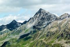 Davos mountains (Robert J Heath) Tags: alps switzerland swiss alpine summit swissalps