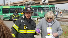 B and G lines emergency drill (Regional Transportation District) Tags: commuterrail drill rtd denvertransitpartners