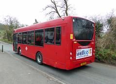 GAL MB 179 - YX62DYH - NSR - LAYHAMS ROAD - TUE 15TH MAR 2016 (Bexleybus) Tags: road london ahead hall go 200 dennis coney 179 enviro metrobus adl orpington goahead layhams yx62dyh