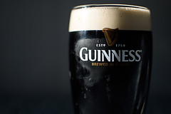 The Beauty of Guinness (tpatt83) Tags: ireland beer nikon guinness harp pint wicklow stout 2016
