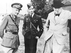General Montgomery, with Yugoslavia's King Peter II and Sir Winston Churchill in 1941 [634 X 472] #HistoryPorn #history #retro http://ift.tt/247p3iM (Histolines) Tags: history king with general x retro peter ii churchill timeline montgomery sir winston 1941 634 vinatage 472 historyporn histolines yugoslavias httpifttt247p3im