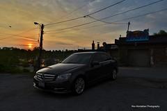 port dalhousie sunrise (Rex Montalban Photography) Tags: sunrise mercedesbenz portdalhousie rexmontalbanphotography