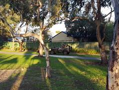Idiot driving his jeep around Galbally reserve to impress da kidz (ajft) Tags: playground geotagged idiot jeep australia victoria aus hughesdale geo:zip=3166 galballyreserve geo:lon=14507888889 geo:lat=3789666667