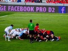 DSC00706 (melobatz) Tags: rugby ernest finale stade wallon prod2 aviron aurillacois boayonnais