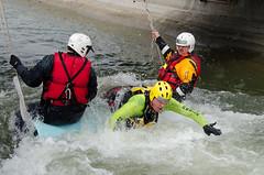 LASD SWIFTWATER-00647 (MontroseSAR) Tags: water lafd raft laaquaduct dwp swiftwater lasd
