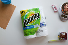 bounty paper towel next to tape measure (yourbestdigs) Tags: white house home kitchen stain closeup paper studio table mess object napkin tissue towel dirty illustrative clean equipment dirt housework domestic wash messy editorial roll sheet everyday splash spill product wipe household liquid bounty hygiene pennies isolated erase disposable measurement porous cleanliness hygienic cleanse disinfect disinfecting