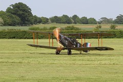 Taxiing Bristol Fighter at Old Warden (SandorJ) Tags: bristol fighter aircraft wwi airshow worldwari shuttleworth warbird taxiing meetingarien flynavy shuttleworthcollection oldwarden grandeguerre propblur d8096 f2bfighter premiereguerre