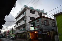 Belize City: Queen Street (zug55) Tags: belize caribbean belizecity queenstreet centralamerica belice hongkongbar americacentral britishhonduras