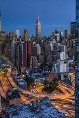 The Port (Brandon Taoka) Tags: nyc newyorkcity manhattan midtown esb empirestatebuilding portauthority