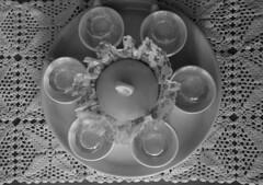 Where is gone Tiffany? (Scagliediterra) Tags: cup tazze bn blackandwhite biancoenero silence silenzio solitude solitudine kitchen cucina house casa breakfast composition