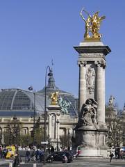 Grand Palais (carolyngifford) Tags: paris column riverseine grandpalais