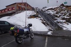 Groglockner [15] (Rynglieder) Tags: road snow alps austria alpine moto motorcycle suzuki gsx grossglockner grosglockner gsx1400